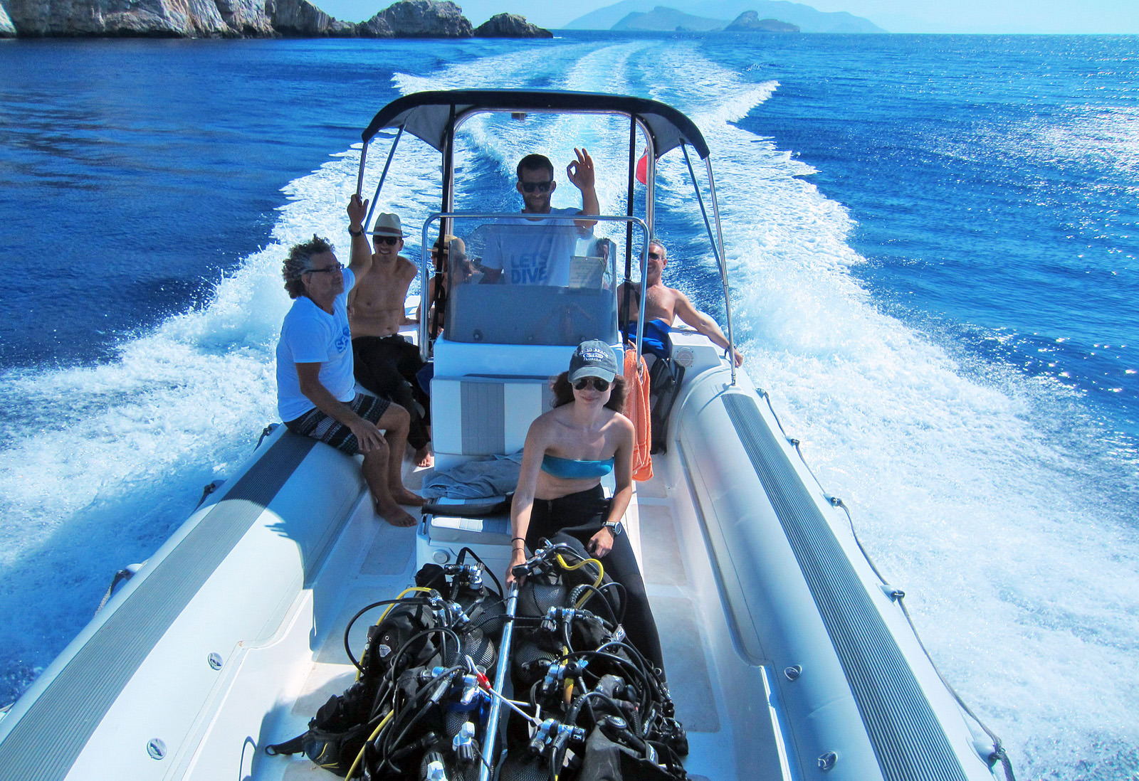 Sea U Dive Center - Winter Diving Trips