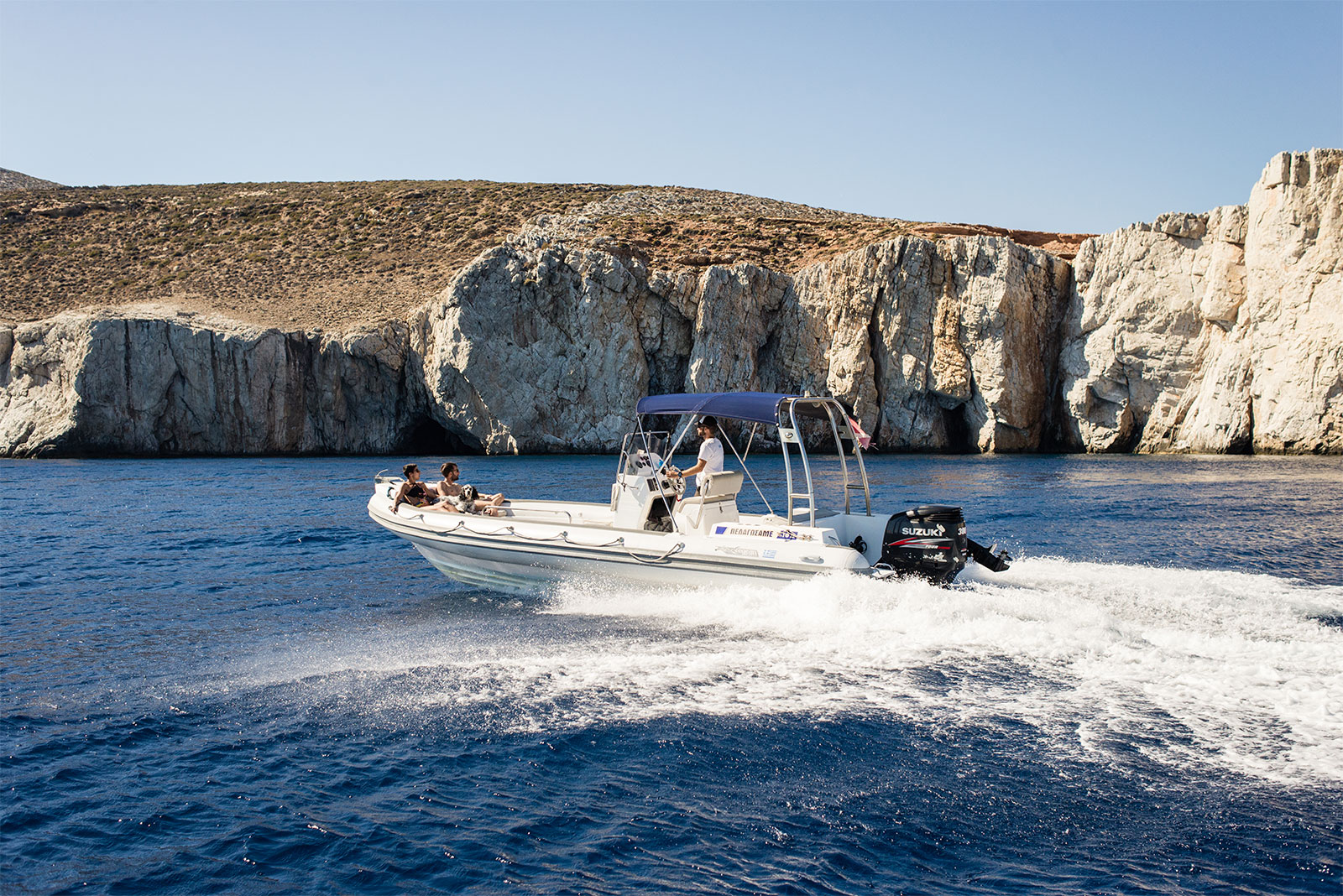 Sea U Folegandros Dive Center