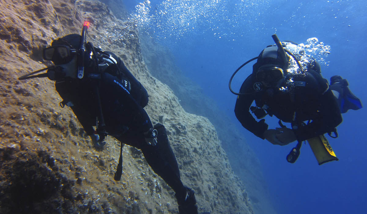 Greece Rescue Diver