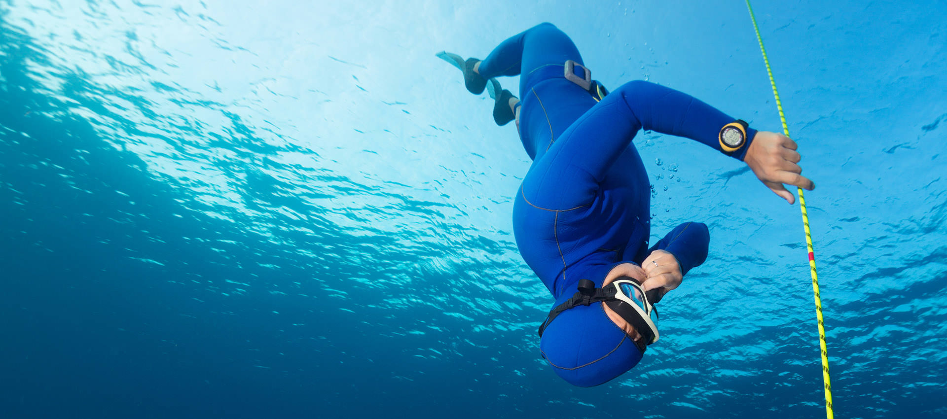 Greece Free Diving