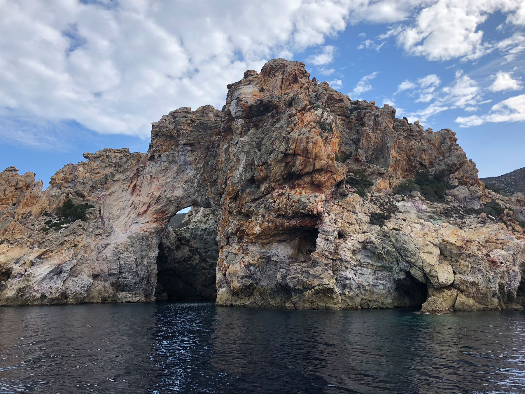 Sea U Folegandros Dive Center | Poliegos Tour